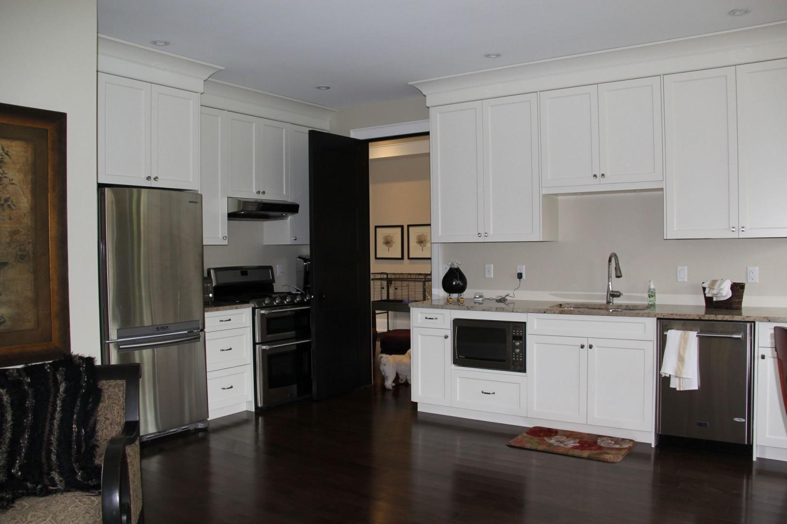 Laura Nicholson - apartment kitchen